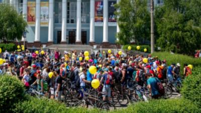 В Волгограде 26 мая остановят движение из-за велопарада