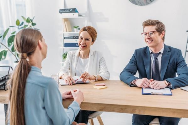 Собеседование — возможность узнать многое о будущем работодателе