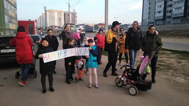 «Деньги не закладывались»: строительство двух новых школ в Волгограде отложили в долгий ящик