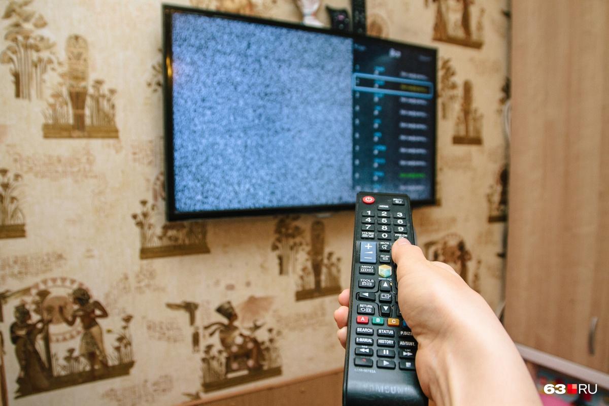 Аналоговое телевидение в Самаре отключат 3 июня 2019 года