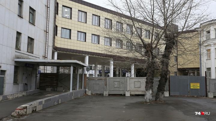 Детскую операционную и реанимацию в челябинской больнице соединили тёплым переходом