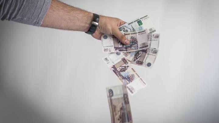 В Новосибирской области появляется по 2 банкрота ежедневно