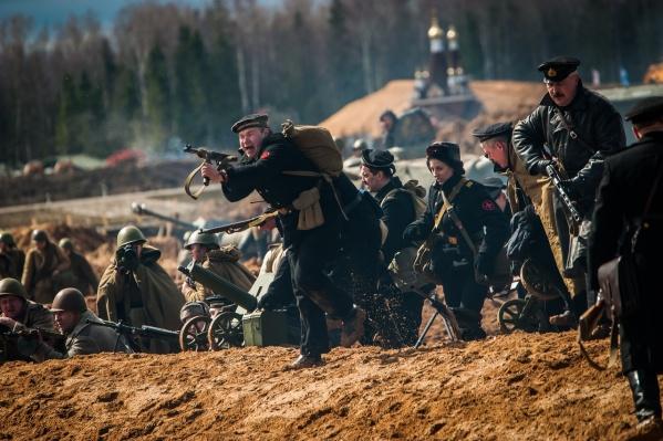 Гостям покажут, как воевали в разные исторические эпохи