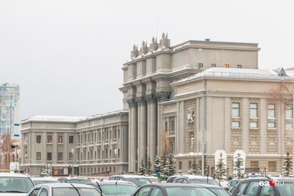 Движение транспорта ограничат в районе площади Куйбышева