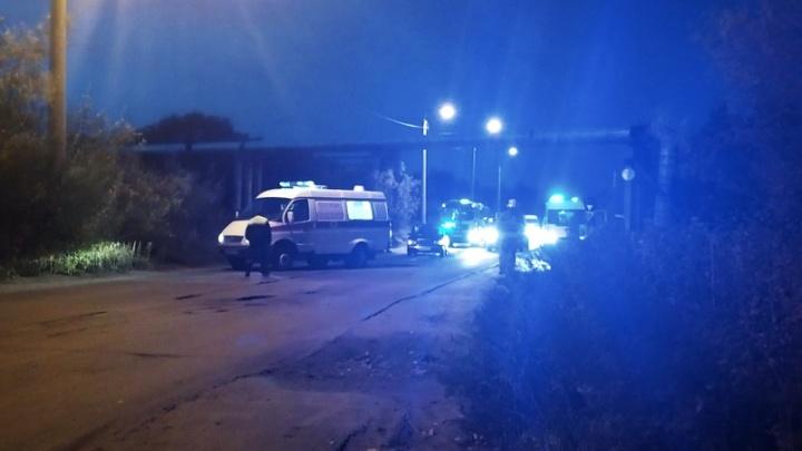 На Варавино-Фактории женщина попала под колёса автомобиля