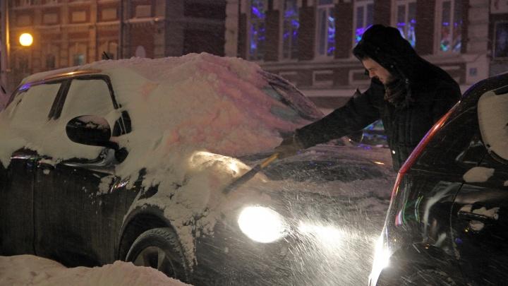Штормовое предупреждение: Башкирию завалит снегом