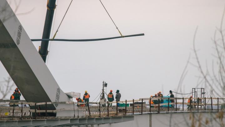 Стройка на 5,5 миллиарда рублей: каким будет Фрунзенский мост — 2