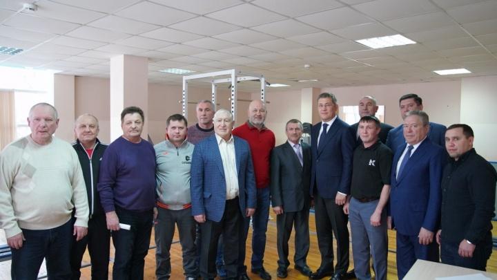 Назови меня своим именем: Радий Хабиров учредил соревнование за Кубок главы Башкирии