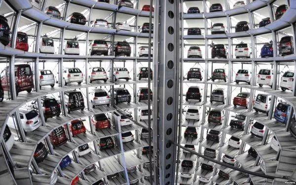 Обменять, сдать, купить новый автомобиль или с пробегом: 6-8 октября на ЖБИ устроят настоящий авторынок