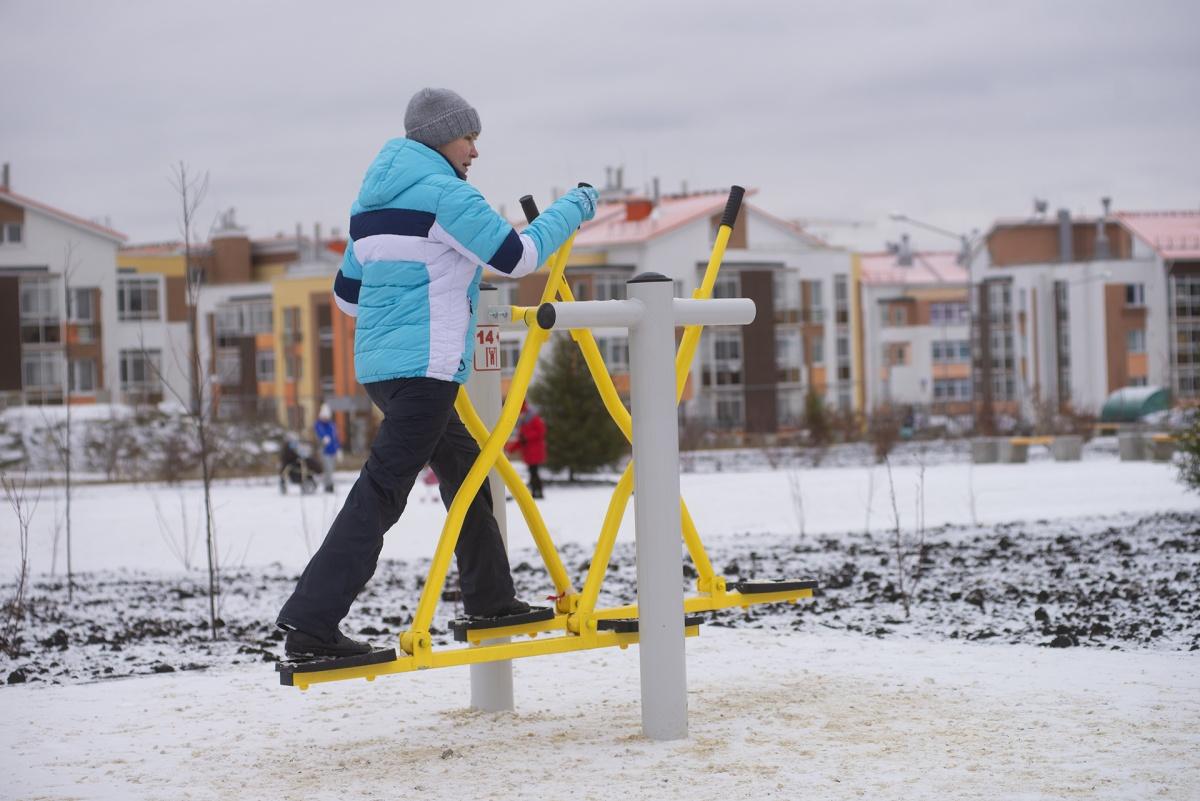 Татьяна Анатольевна с мужем любит в свободное время прогуляться по микрорайону