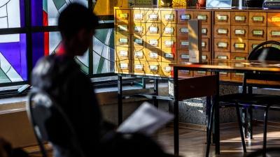 Восточные сказки и сказочная кутерьма: смотрим лучшие фото с волгоградской«Библионочи»