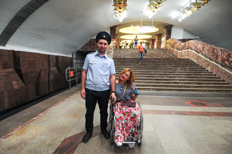 Стоит сказать, что, несмотря на стрессовое путешествие, Оля до последнего сохраняла позитивный настрой