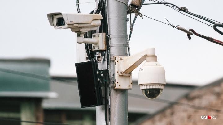 В Самарской области нарушители ПДД оплатят установку новых камер видеофиксации