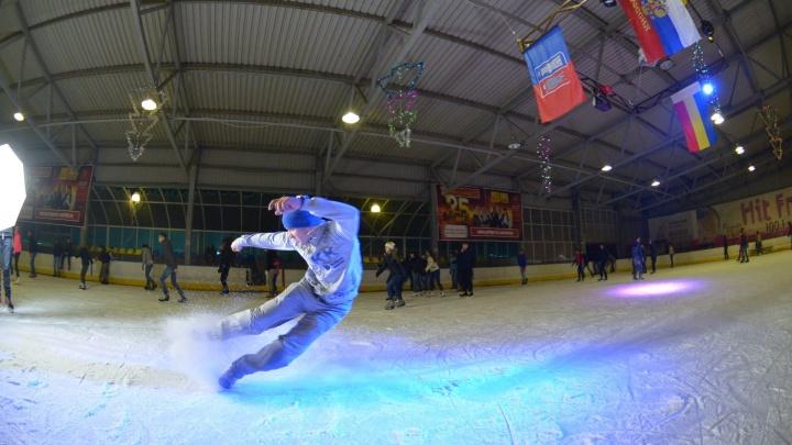 Как Плющенко и Загитова: рассказываем, где в Ростове покататься на коньках и сколько это стоит