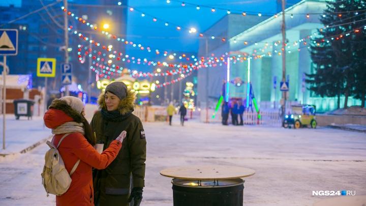 С декабря на три месяца закрывают проезды вокруг Театральной площади