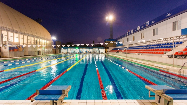 В Волгограде пройдёт первенство России по плаванию среди юношей и девушек