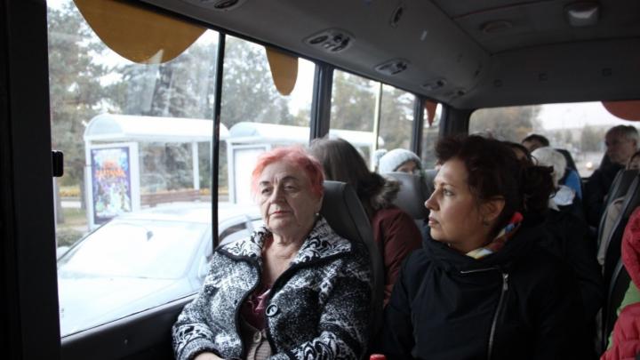 В Омске маршрут от «МЕГИ» продлили до микрорайона Входной