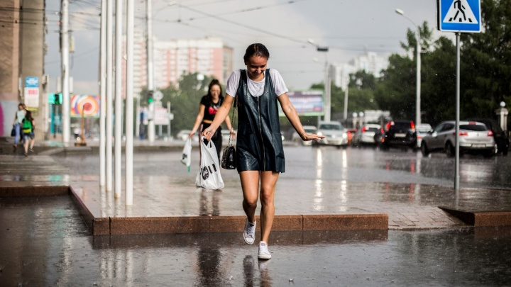 Лето затопит по колено: прогноз погоды на июнь в Новосибирске