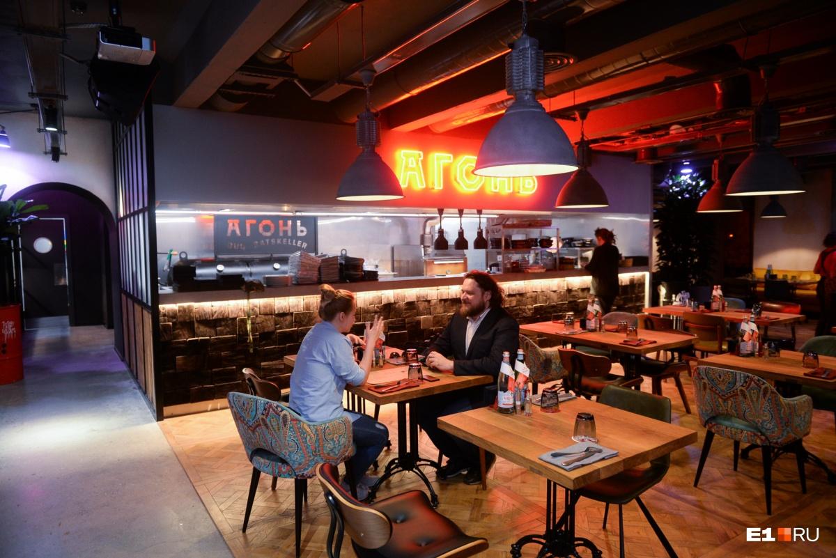 В этом году Кирилл Шлаен будет открывать сразу несколько ресторанов