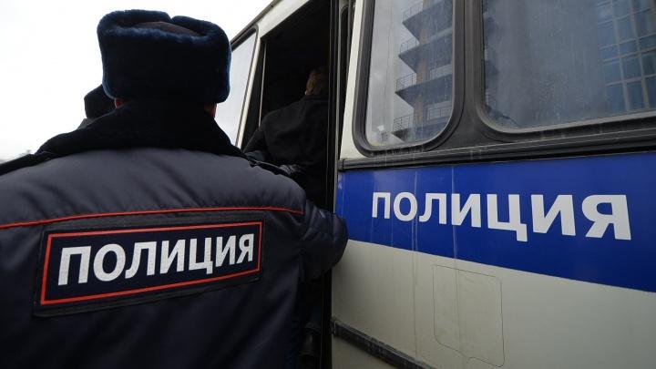 В Берёзовском пьяный полицейский выстрелил прохожему в голову