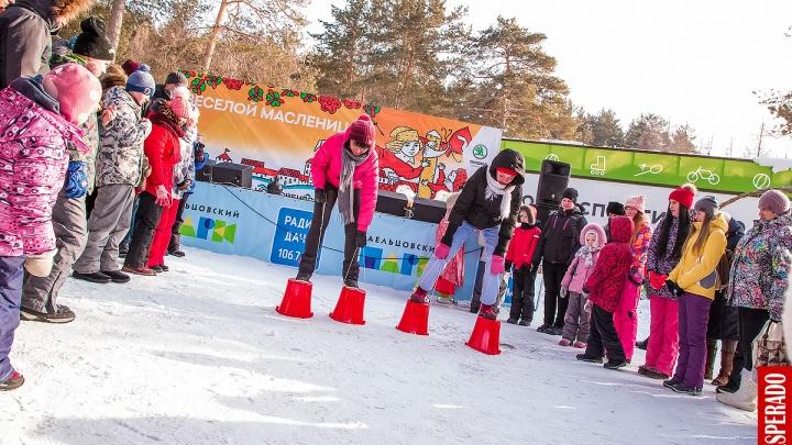 «Радио Дача» устроит празднование широкой Масленицы в Заельцовском парке и в Березовой роще