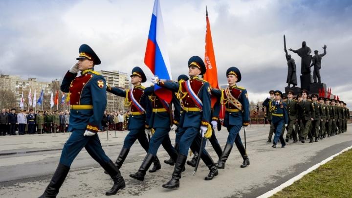 Парад Победы в 2020 году пройдет на пермской эспланаде