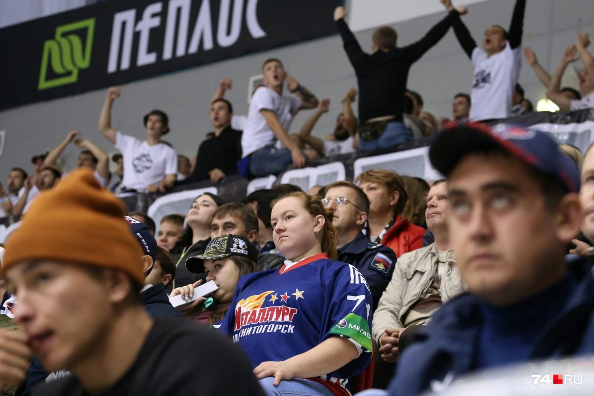 Магнитогорский «Металлург» вовертайме победил «Трактор» вматче КХЛ
