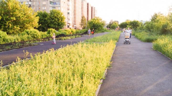 XXI век на дворе: в Челябинске пересчитают все скверы, детские площадки и парковки