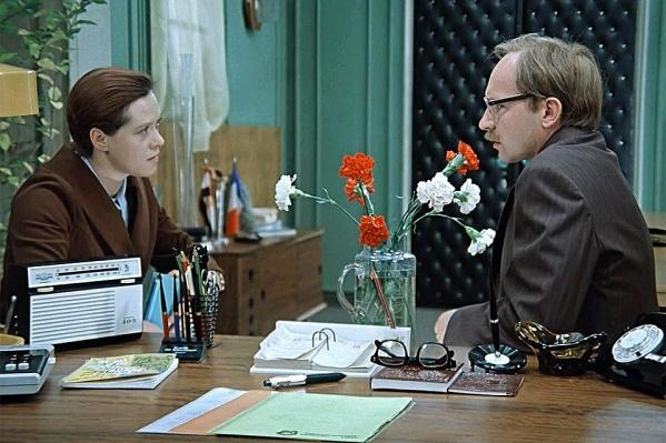 Последние выходные июля челябинцам предлагают провести за просмотром советского фильма