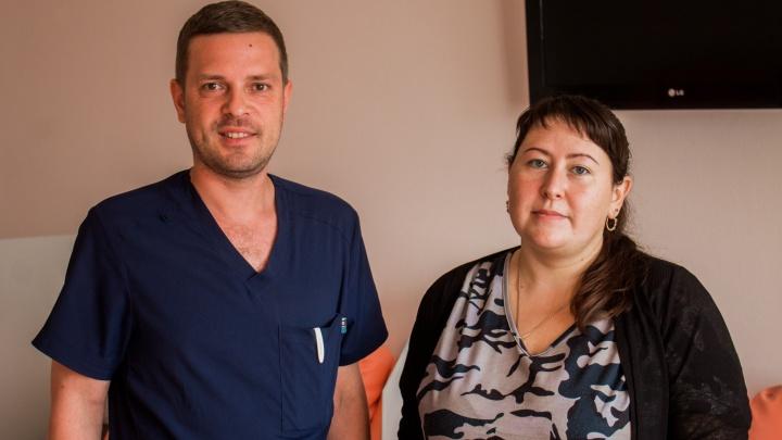 «После родов начались приступы»: врачи спасли молодую маму с жуткими болями в животе
