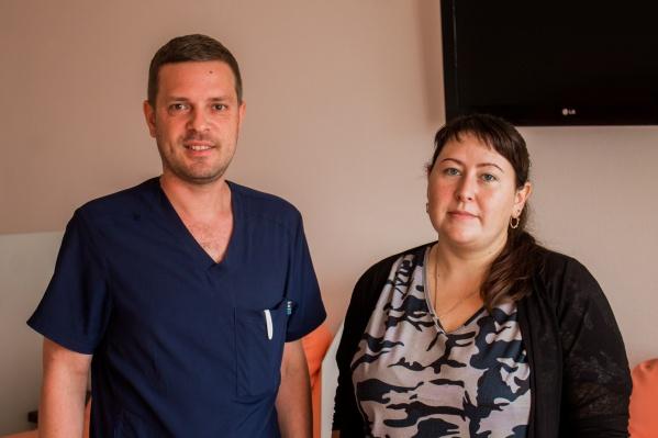 Евгения Кривова пережила операцию практически сразу после родов — но теперь она идёт на поправку