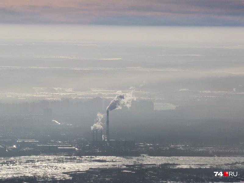 На сегодня выбросы — по-прежнему один из самых больных для челябинцев вопросов