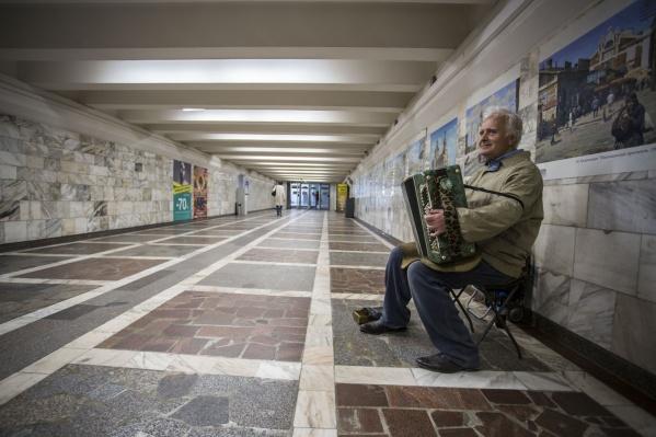 7 июня Владимир Веретенников отыграет прощальный концерт перед отъездом
