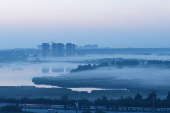 Озеро занимает 42 гектара