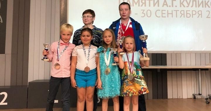 Маленькие шахматные гении с Урала стали победителями и призерами всероссийского турнира в Ялте