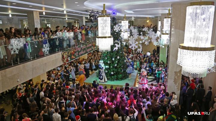 Ярмарки, танец маленьких гуманоидов и гала-концерт: куда пойти в Уфе 30 декабря