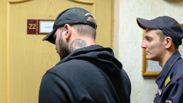Не раз привлекался к ответственности: в Волгограде сына Сергея Брудного арестовали на два месяца