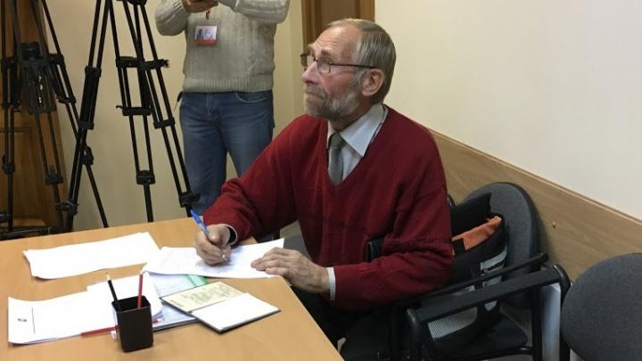 Пенсионеру назначили штраф за участие в митинге против повышения пенсионного возраста