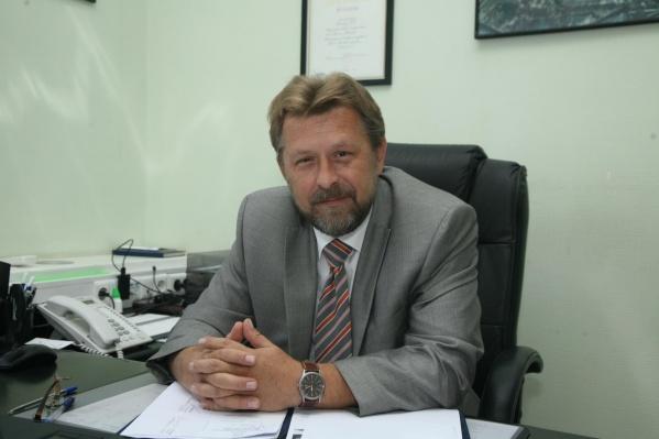 Главный архитектор Нижегородской области Сергей Попов. Фото: со страницы в социальной сети