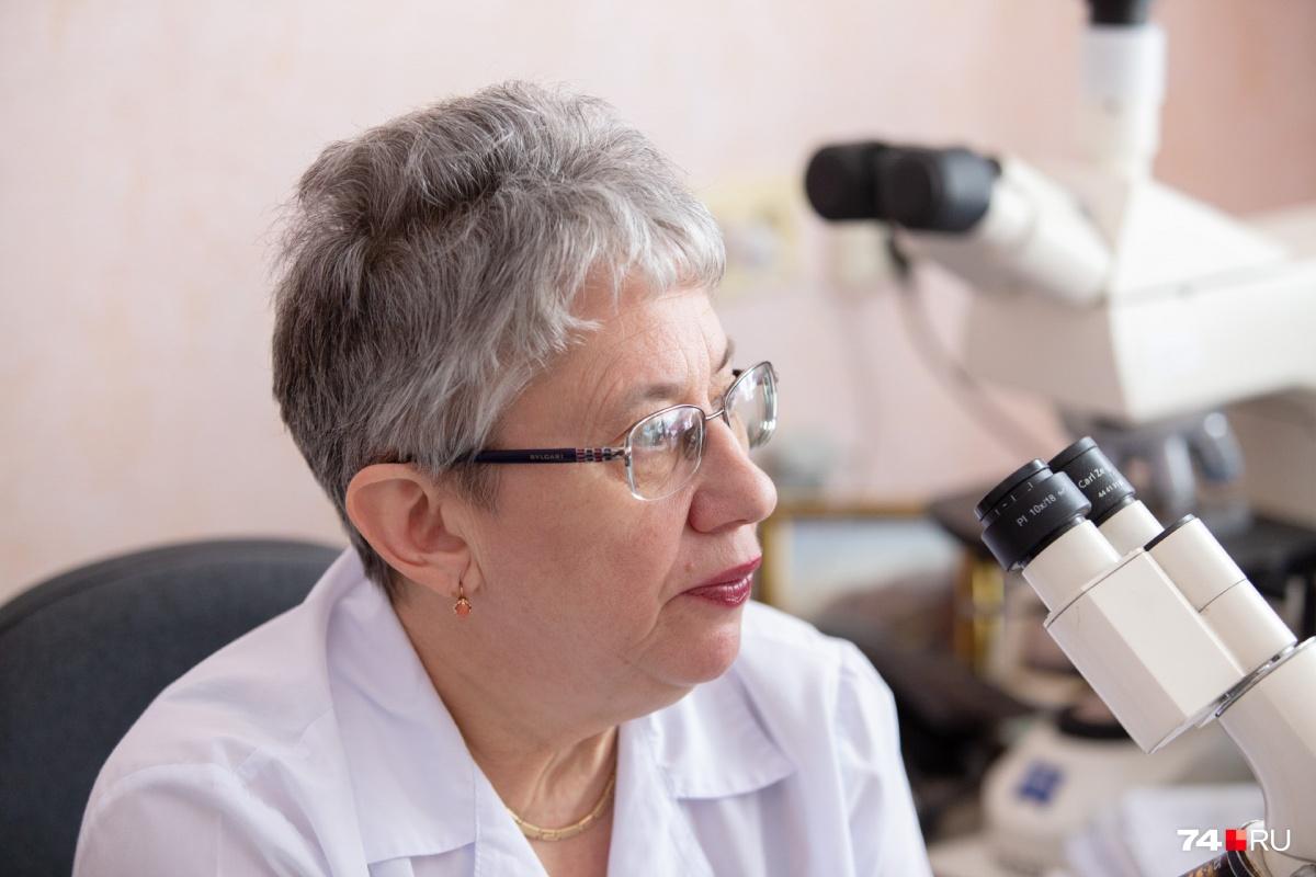 Анна Наумовна уверена, самый точный диагноз — это диагноз патологоанатома