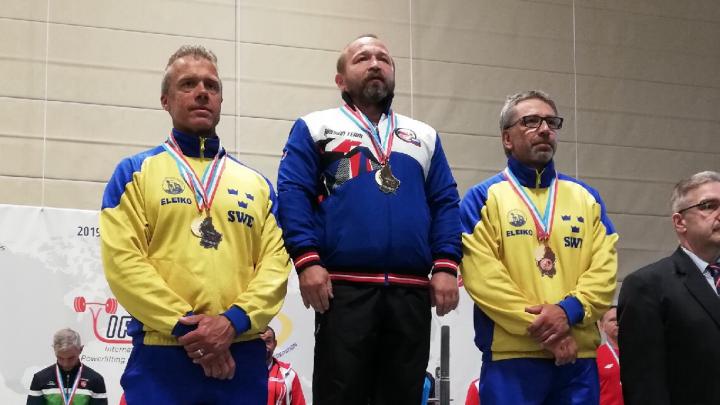 «Слаб я в этот раз»: ярославский пауэрлифтер взял золото на чемпионате в Европе