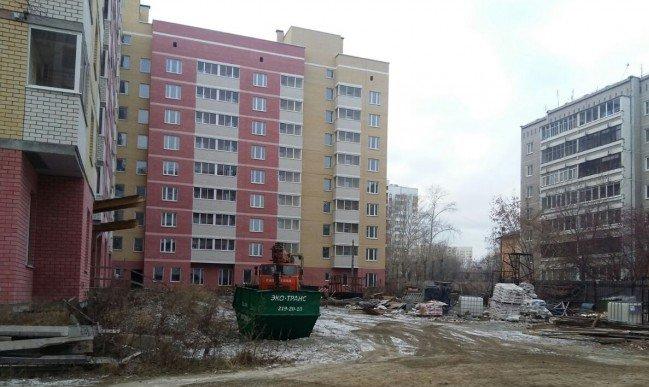 После голодовки пайщиков председателя ЖСК и застройщика дома в Кольцово отправили под суд