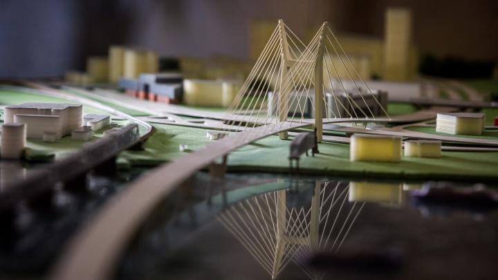 Власти потратят 135 миллионов на строительство канализации для нового моста
