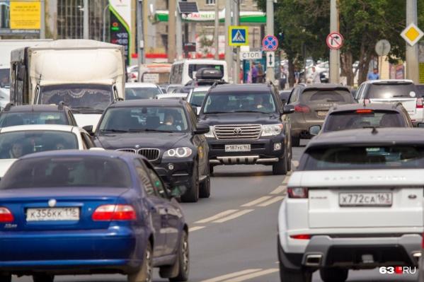 Проезд по загородному участку магистрали будет платным