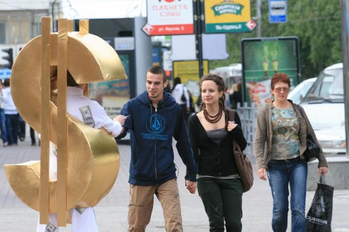 Годовая инфляция в России достигла2,3%— в Новосибирской области она ещё ниже