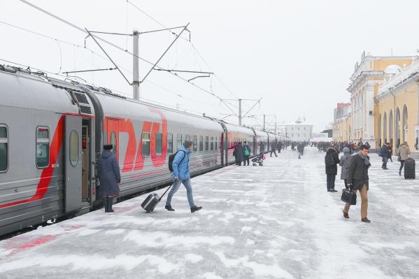Проверку к зиме прошли вокзалы, павильоны, платформы и другие объекты пассажирского комплекса