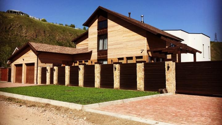 Красноярцы смогут посетить загородные дома в рамках строительных экскурсий