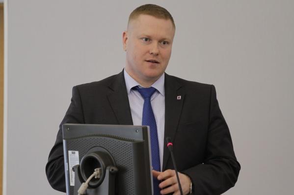 Олег Бачериков в октябре 2018 года исполнял обязанности замглавы города по внутренней политике