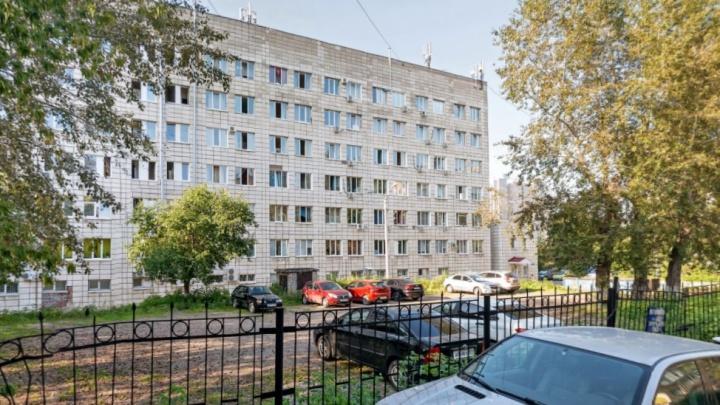 В Перми из-за задымления эвакуировали пациентов и персонал больницы