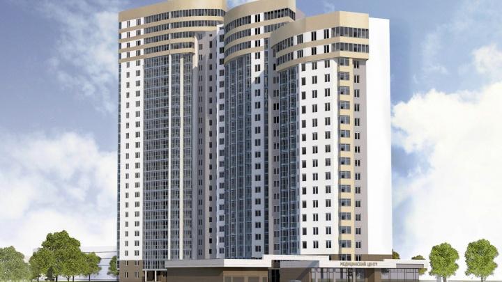 """Пионерский посёлок преобразится: на Блюхера появится новый жилой комплекс, где цены """"по карману"""""""